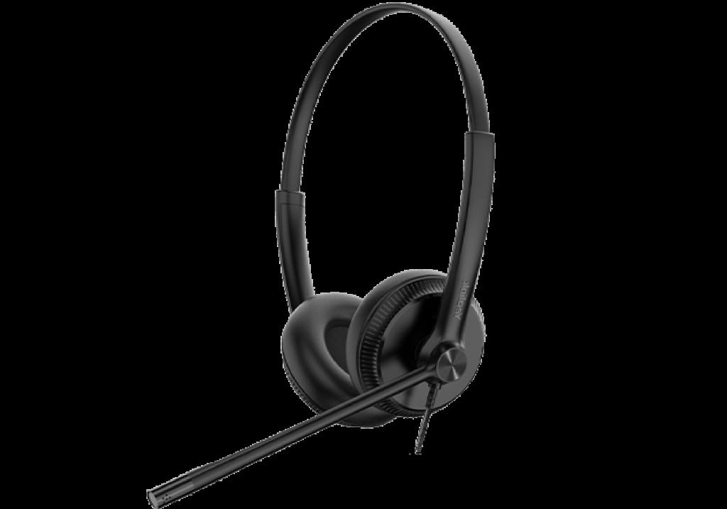 Obraz zestawu słuchawkowego Yealink YHS34 Dual