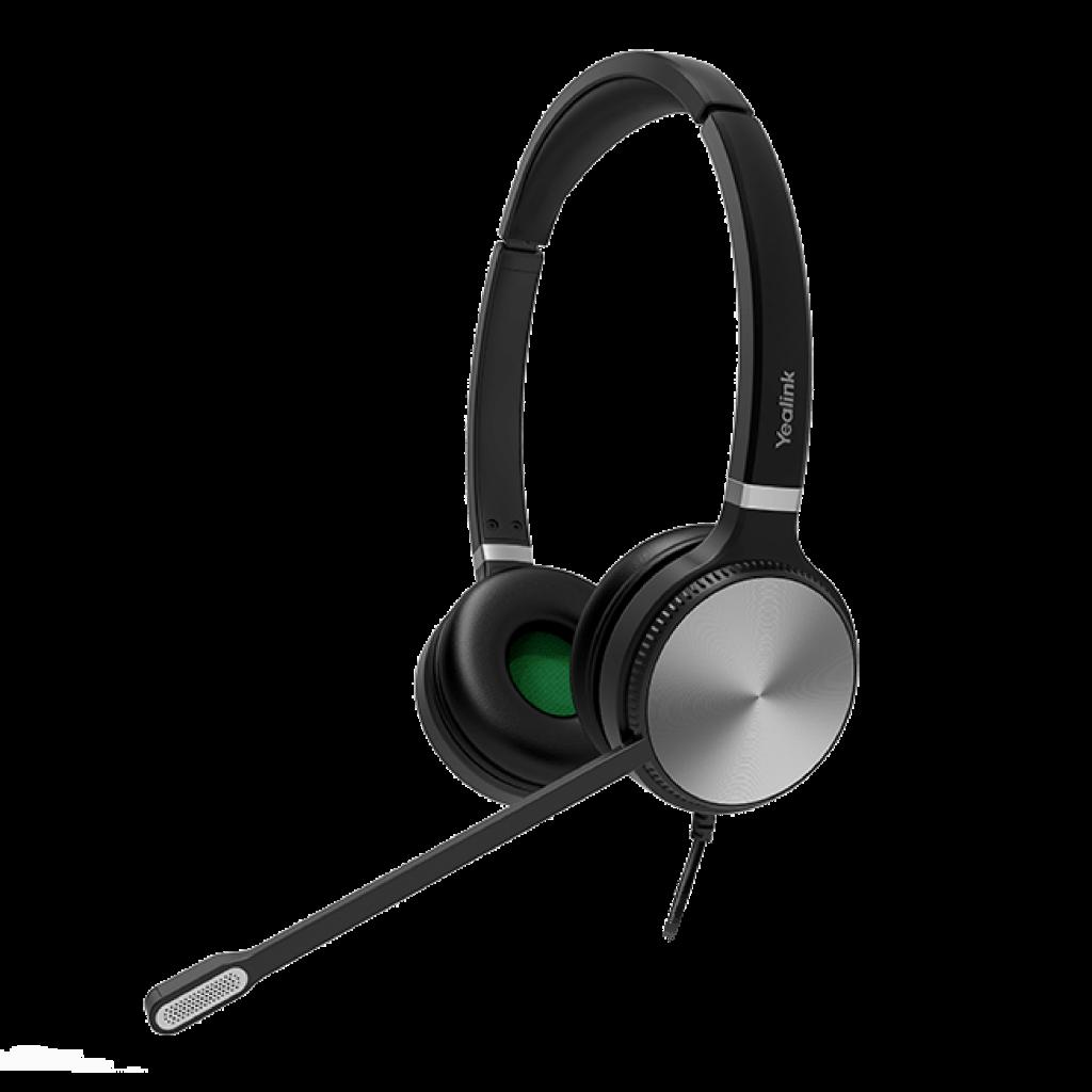 Obraz zestawu słuchawkowego Yealink YHS36 Dual